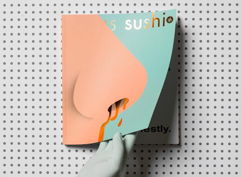 sushi – magazin